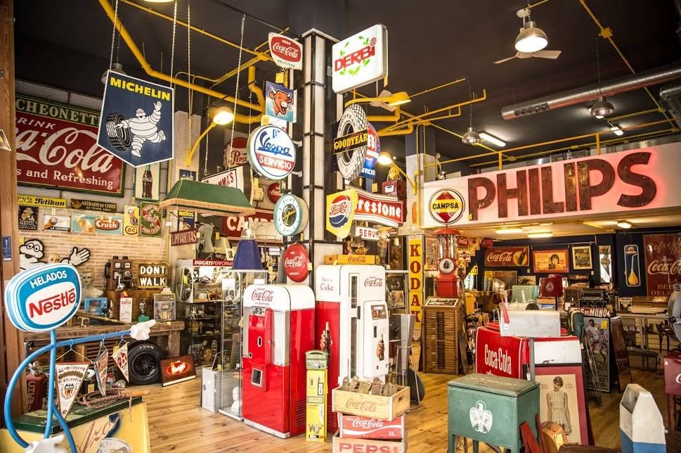 Retroriginal, la tienda retro y curiosas en Valencia