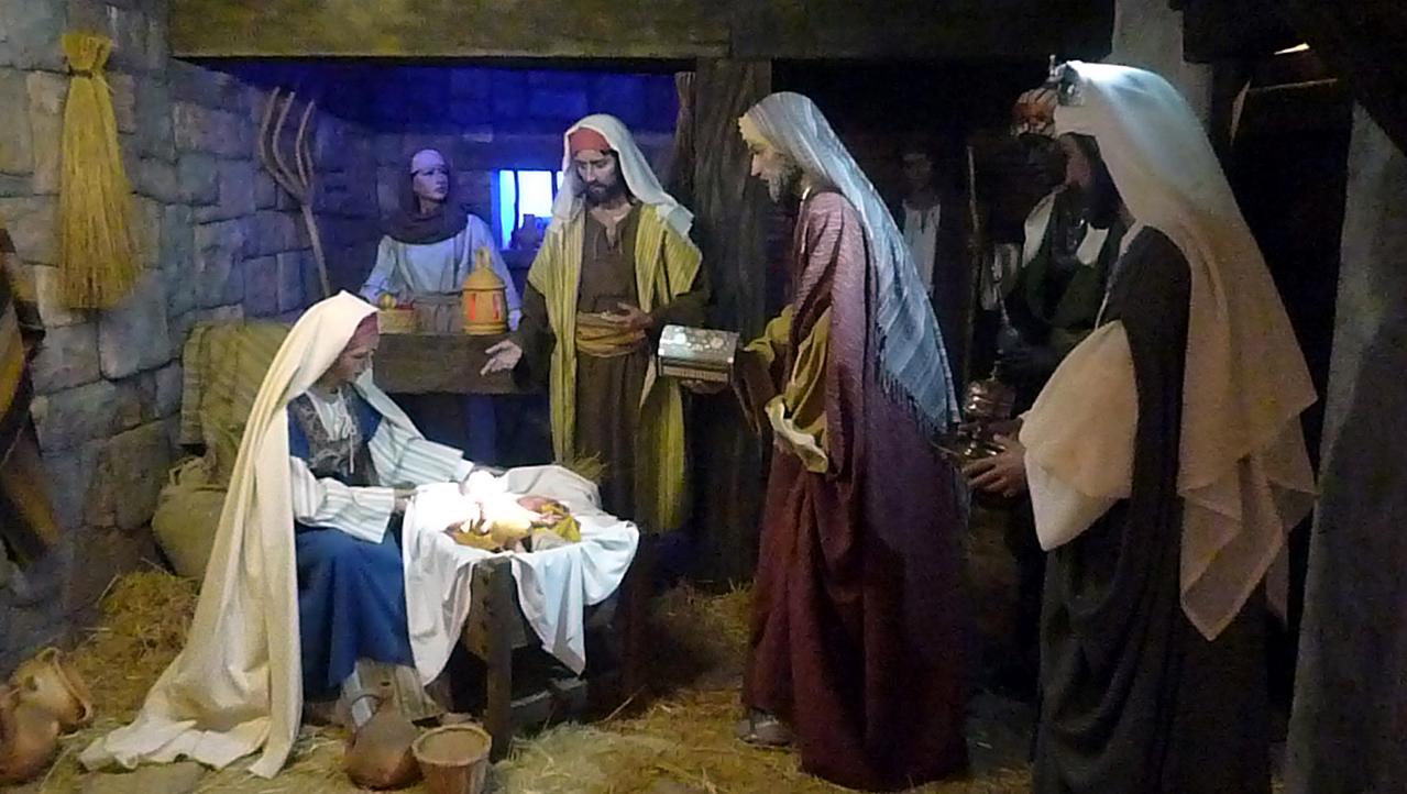 La tradición de los belenes en Valencia