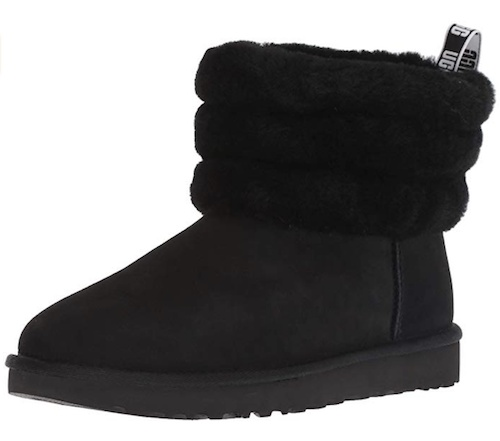 Amazon Top Boots, UGG Australia Fluff Mini Quilted Boots