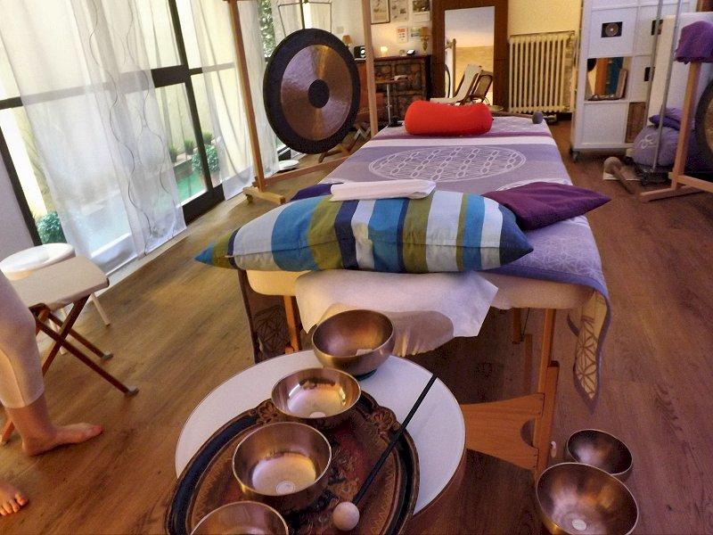 Il massaggio sonoro a Firenze