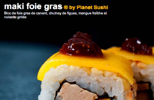 Sushi Paris : top des sushis chics et audacieux !