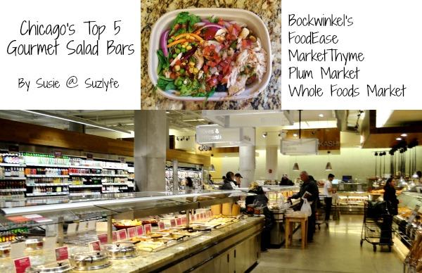 The Best Gourmet Salad Bars
