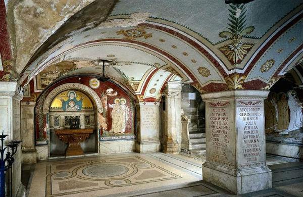Crypte St Pothin