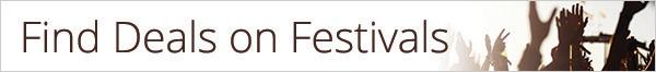 Festival Deals