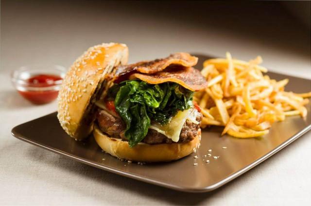 Supreme Burger, l'hamburger deluxe di Milano