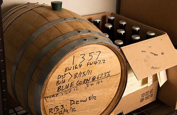 Beer Cellars Are the New Wine Cellars (But with Beer in Them)