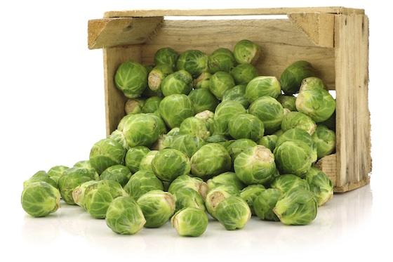 Nature's Shrunken Head of Lettuce