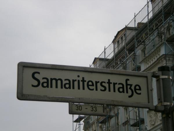 Samariterkiez Berlin