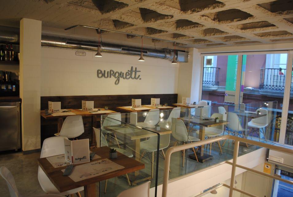Burguett, hamburguesas de autor en Sevilla