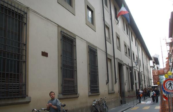 Galleria Accademia Firenze