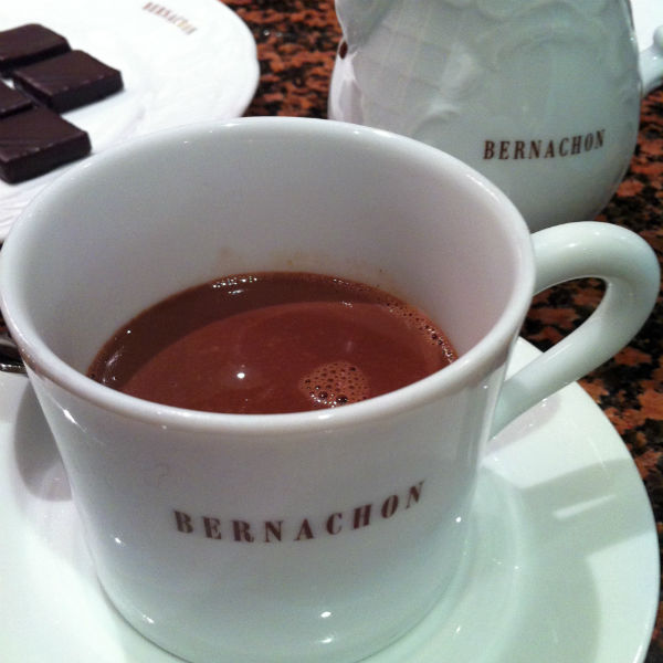 chocolatier lyon Bernachon
