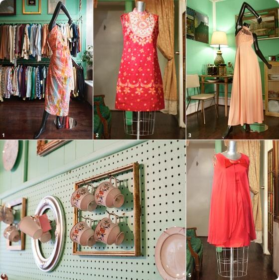 Five Finds: Spring Fashion at Comet Vintage in Pilsen