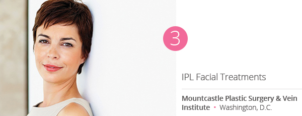 IPL Facial Treatments at Mountcastle Plastic Surgery & Vein Institute