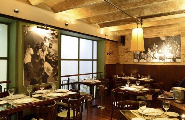 Restaurante en El Born Barcelona