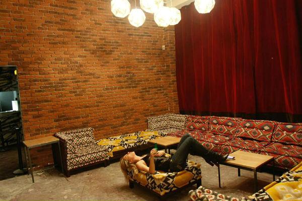 Salle privée du Badaboum
