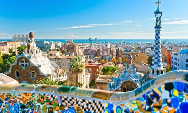 Top 10 International Travel Destinations Barcelona 600c360