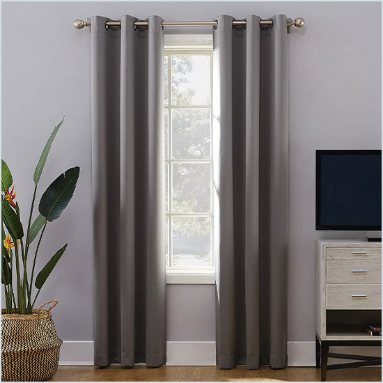 Kohl's Gifts for the Home - Blackout Curtains