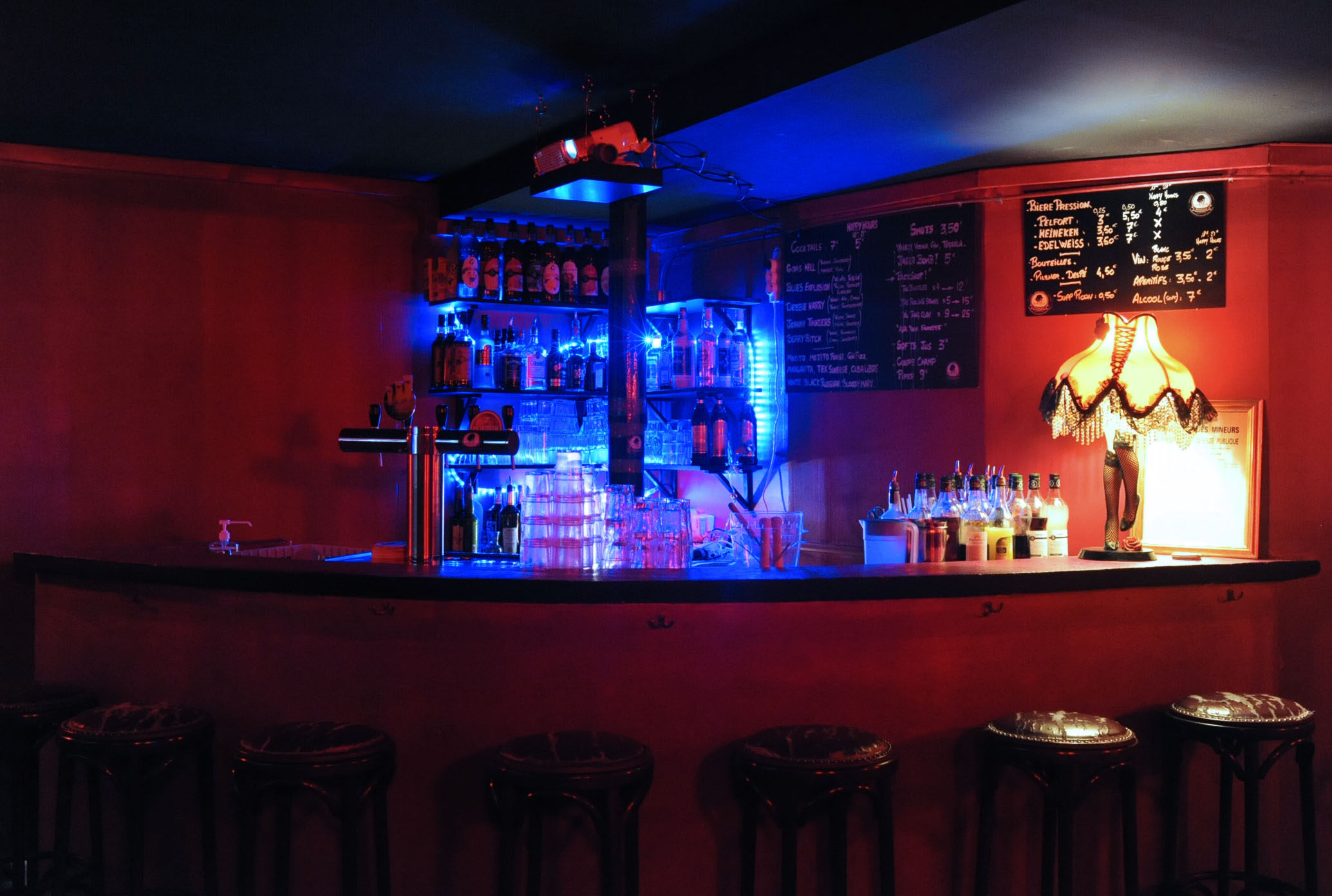 Top 3 des bars parisiens pour une sortie entre amis