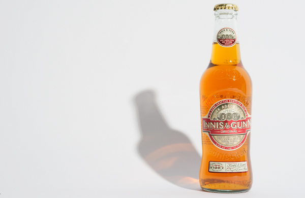 One Man's Trash Is Another Man's Innis & Gunn Original
