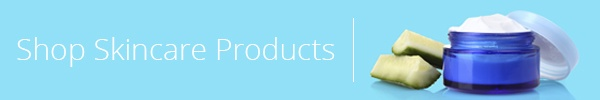 Shop skincare banner buying guide