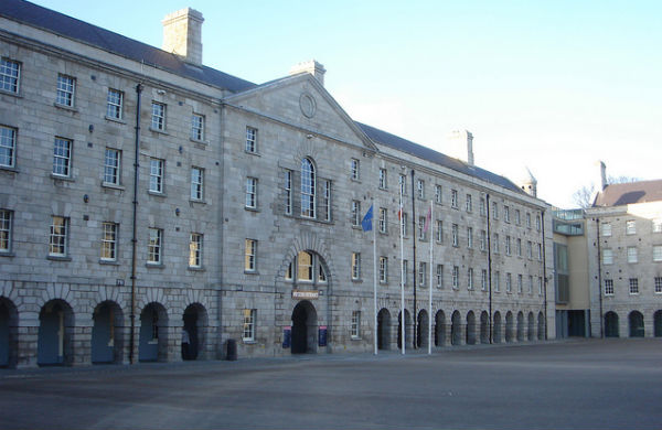 Ireland's Decorative History at Collins Barracks Dublin