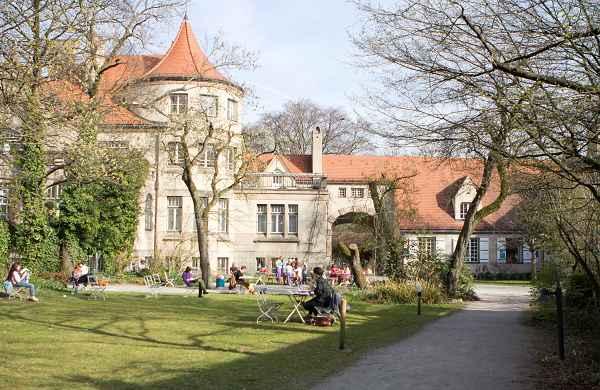 Die Seidlvilla - Kulturzentrum in Schwabing