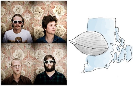 Indie Rock's Deer Tick Picks a State Song for Rhode Island