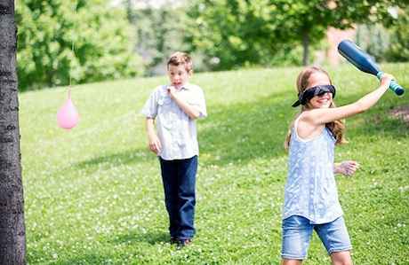 We Kid-Tested Five New Backyard Water-Balloon Games