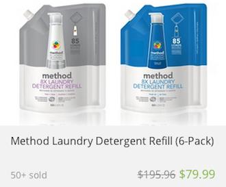 deal widget detergent 330c273