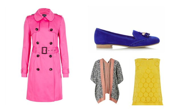 How to Add a Pop of Colour to Your Spring Wardrobe