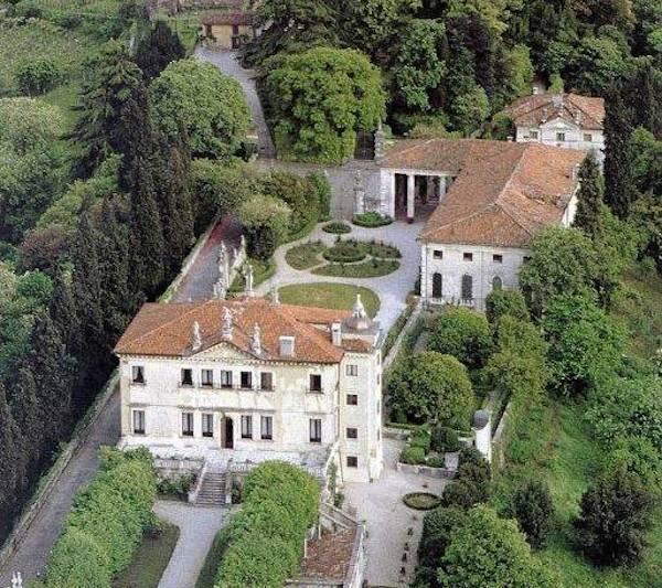 La Villa Valmarana ai Nani di Vicenza
