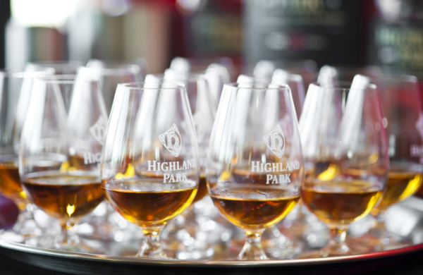 24 Hours in Glasgow -Whisky Tasting