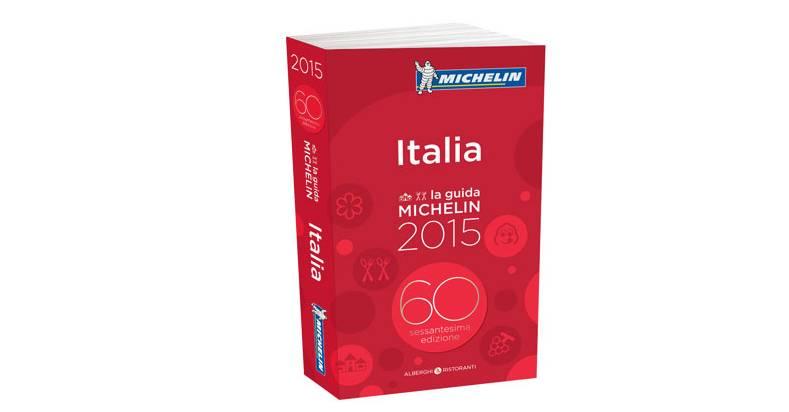 Guida Michelin 2015: tutti i ristoranti stellati in Italia