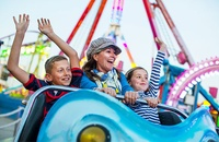 How to Take Kids to an Amusement Park Without Having a Meltdown
