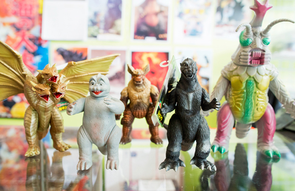 This Toy Store is the Reason Godzilla Probably Won't Stomp on Bridgeport