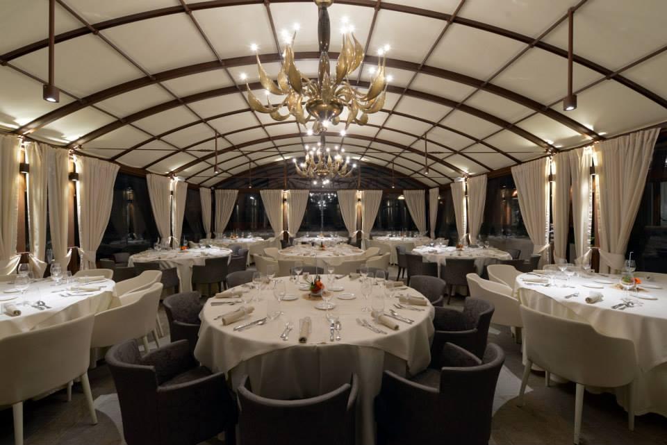Riva Longa, il ristorante del LaGare Hotel a Murano