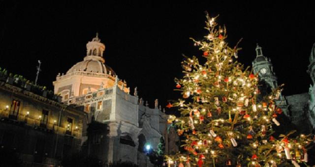Le tradizioni del Natale a Catania