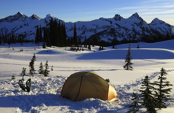 An Eagle Scout's 10 Tips for Camping in the Snow