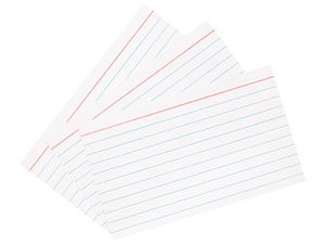 Back to School Supplies Index Cards Deals