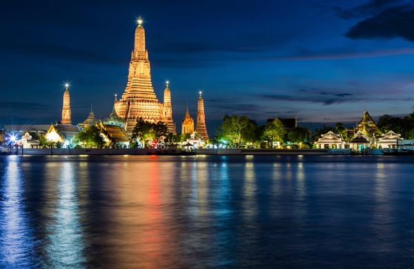 Top 10 International Travel Destinations Thailand