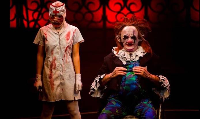 Il Circo de los Horrores a Napoli