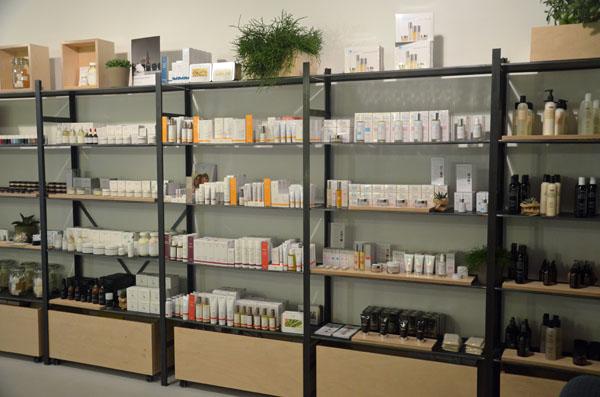 KENKAWAI-store und spa im Belgischen Viertel