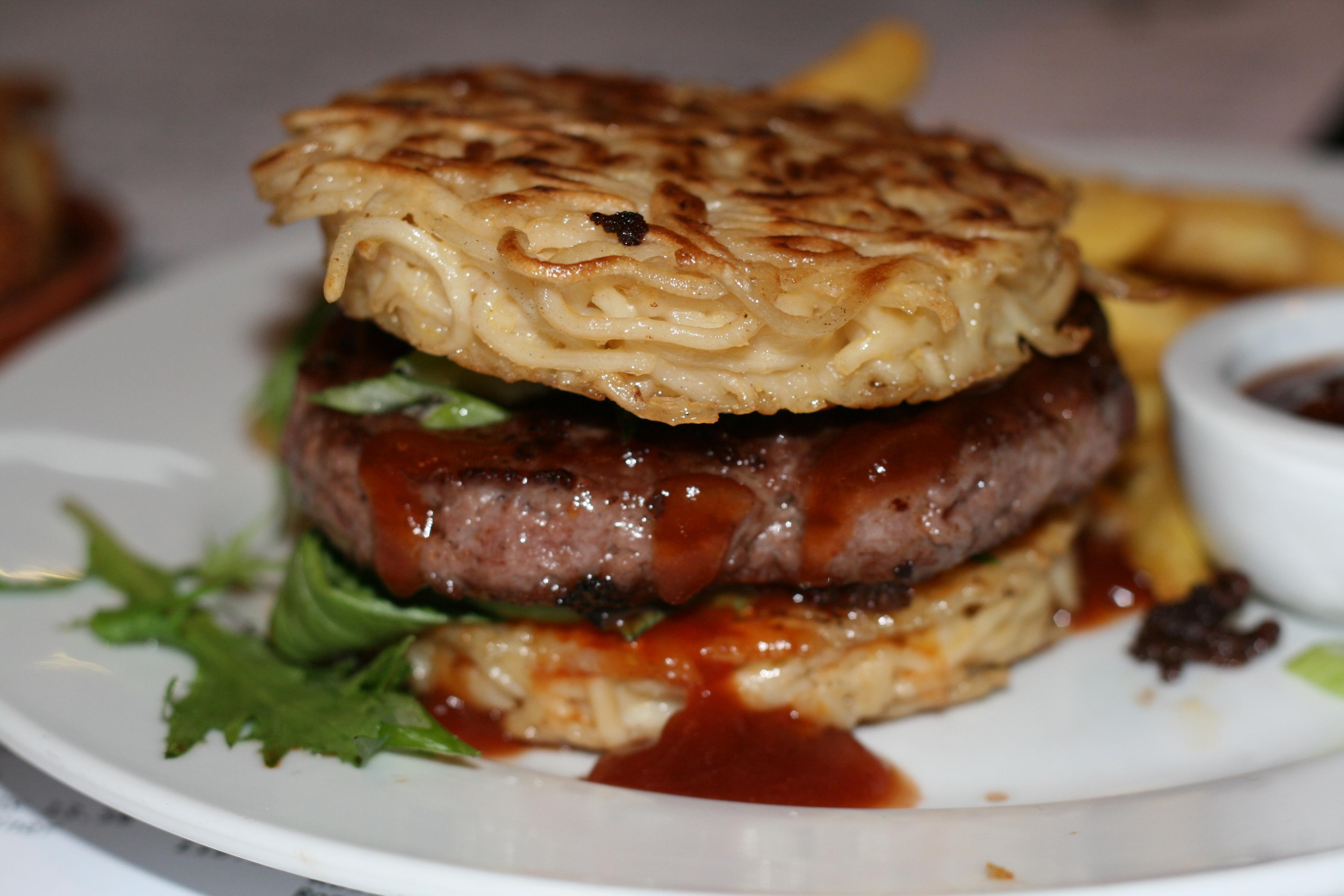 ramem burger