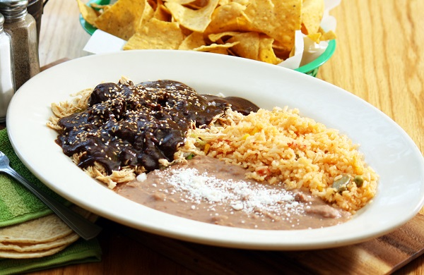 Top 8 Places for Great Mole in Chicago