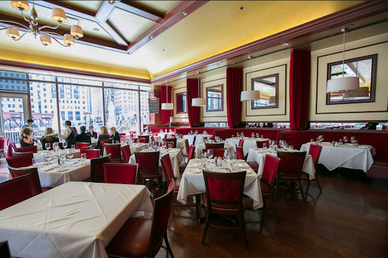 Power Lunch Spots in Chicago