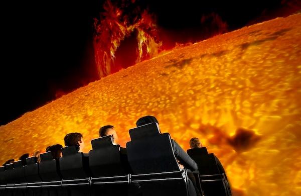 Adler Planetarium: Destination Solar System