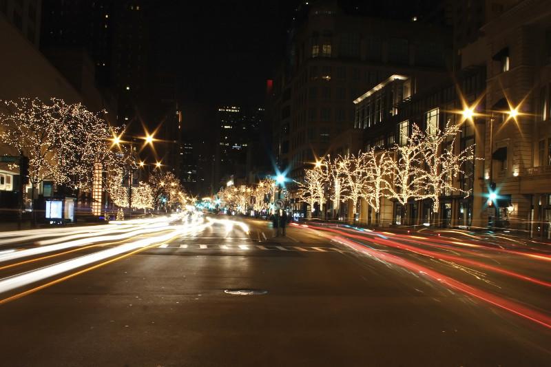 Natale strada