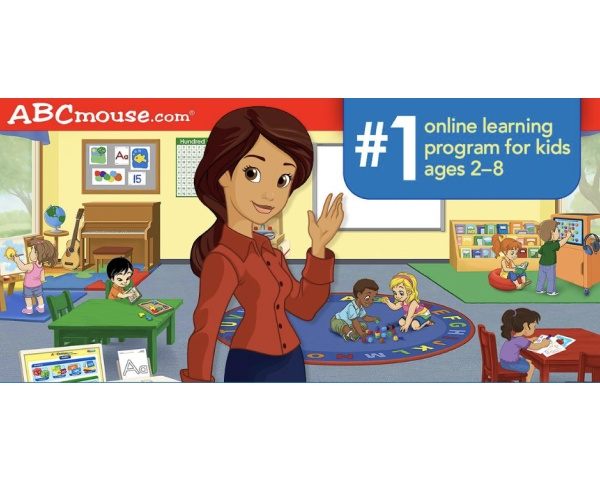 ABCmouse full online curriculum