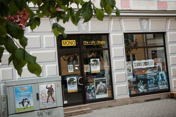 Mono Schallplatten München