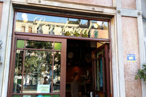 La pizzeria Lombardi di Napoli